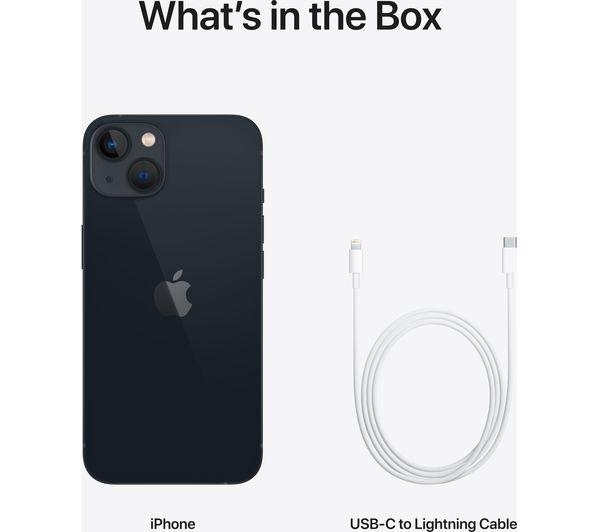 Apple iPhone 13 - 256 GB, Midnight 8