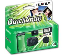 QuickSnap V400 Single Use Camera