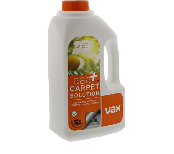Buy Vax Aaa Pet Carpet Cleaning Solution Free Delivery
