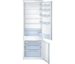 BOSCH Serie 2 KIV38X22GB Integrated 70/30 Fridge Freezer Best Price, Cheapest Prices