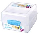 SISTEMA 1.4-litre Lunch Cube to Go