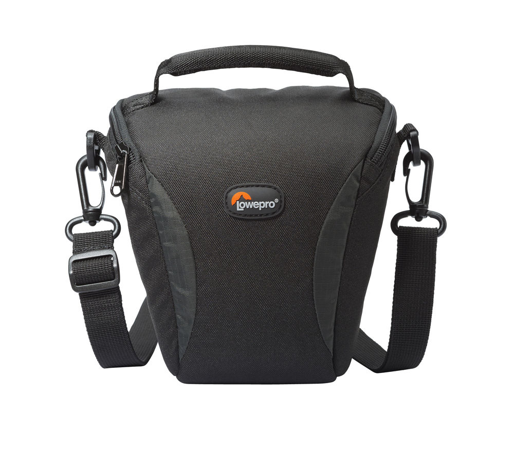Buy LOWEPRO TLZ 20 Format Toploader DSLR Camera Bag - Black | Free ...