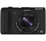 SONY Cyber-shot HX60VB Superzoom Compact Camera - Black