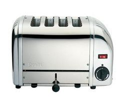 40352 Vario 4-Slice Toaster - Stainless Steel