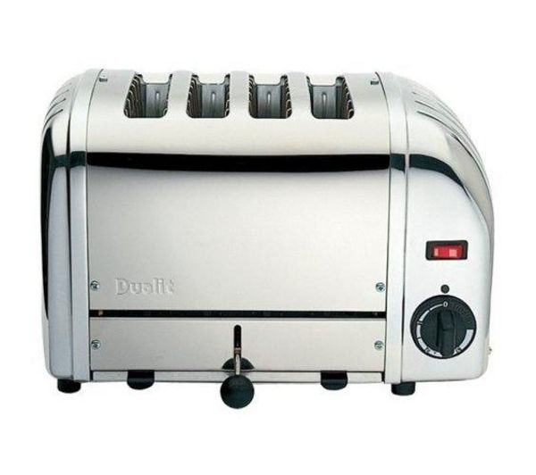 Compare retail prices of Dualit 40352 Vario 4-Slice Toaster Stainless Steel to get the best deal online