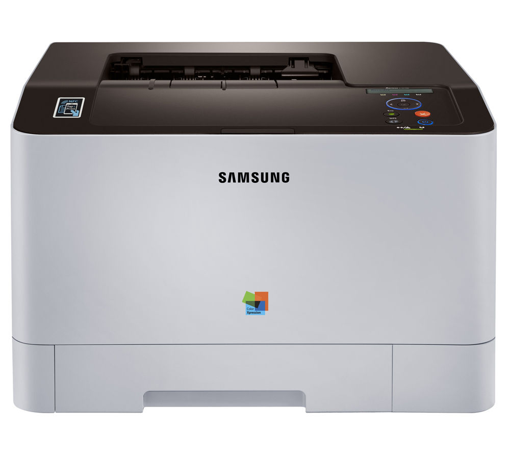 SAMSUNG Xpress C1810W Wireless Laser Printer