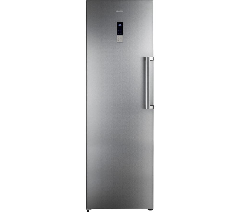 KENWOOD KTF60X15 Tall Freezer - Stainless Steel, Stainless Steel