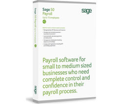 50 Payroll - 15 users