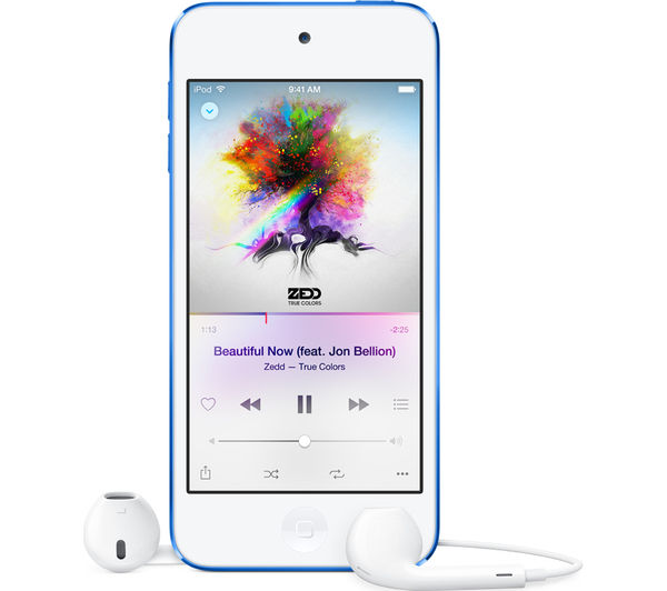 Buy APPLE iPod touch - 32 GB, 6th Generation, Blue | Free Delivery | Currys