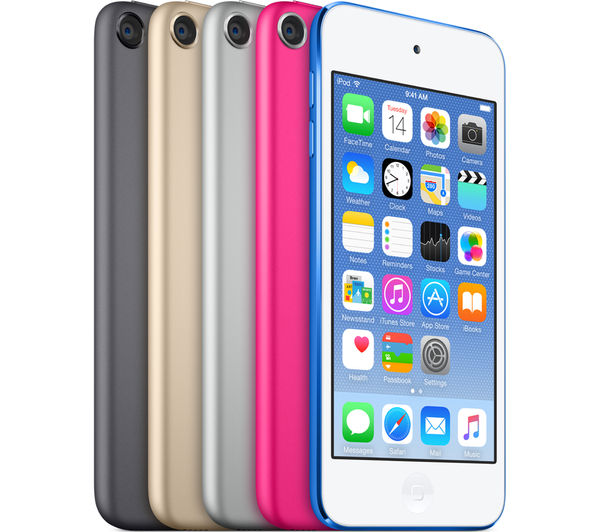 big sale 7f8ff 24f40 APPLE iPod touch - 32 GB, 6th Generation, Blue
