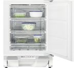 ZANUSSI ZQF11430DA Integrated Undercounter Freezer