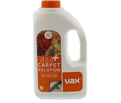 VAX AAA+ Carpet Cleaning Solution
