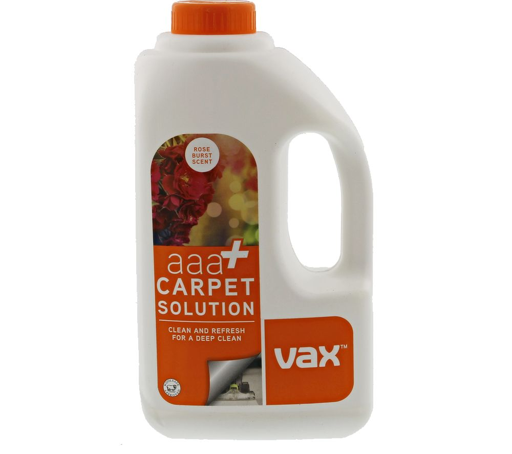 buy vax aaa carpet cleaning solution free delivery currys. Black Bedroom Furniture Sets. Home Design Ideas