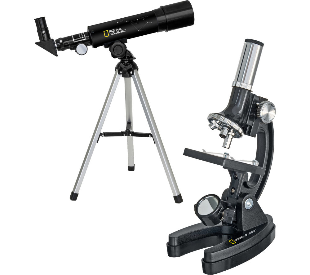 NAT. GEOGRAPHIC Tele-Micro Set specs
