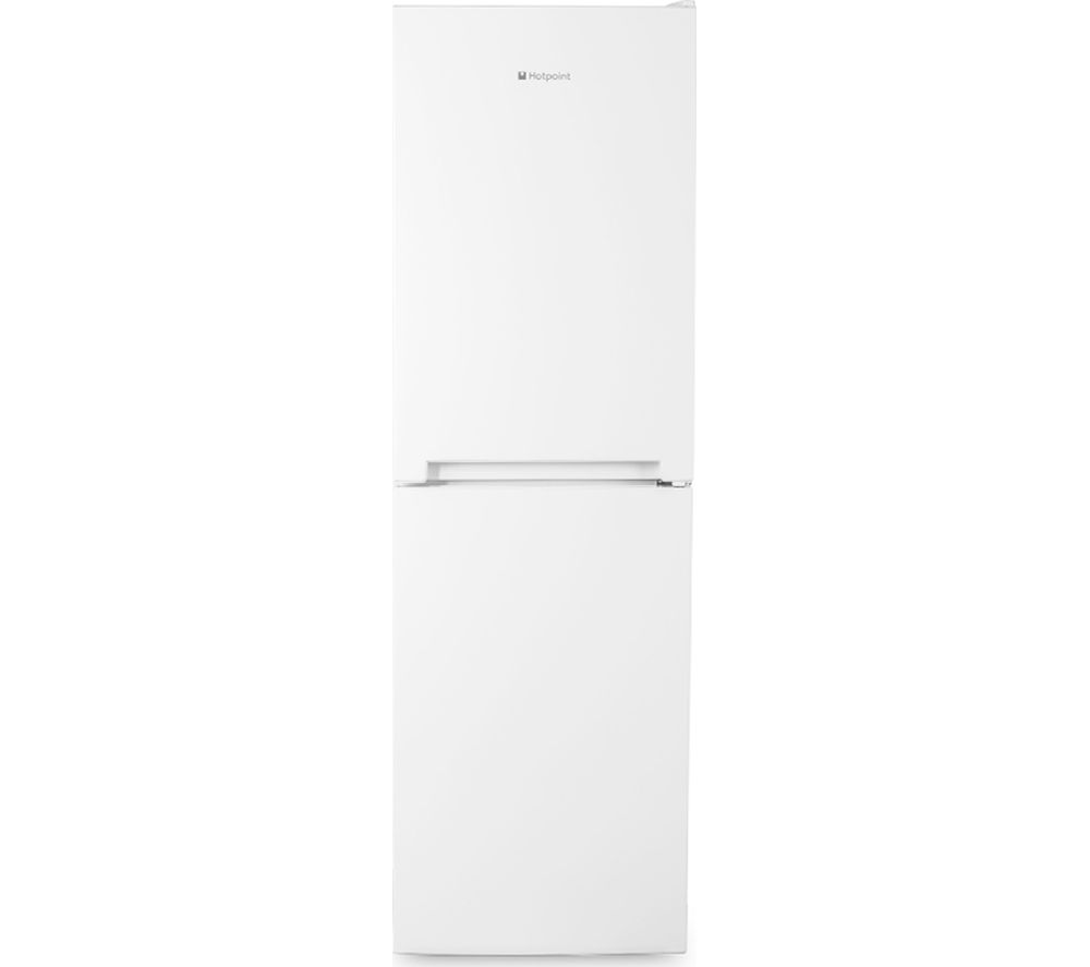 HOTPOINT SMART SMX85T1UW 50/50 Fridge Freezer - White