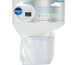 WPRO ASG310 Universal Tumble Dryer Vent Tube - 3 m