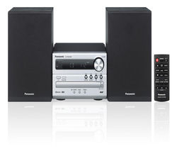 PANASONIC SC-PM250BEBS Wireless Traditional Hi-Fi System - Silver
