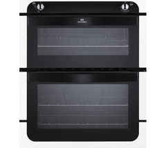 NEW WORLD NW701G Gas Oven - Black & White