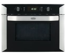 BELLING BI60COMW Built-in Combination Microwave - Black