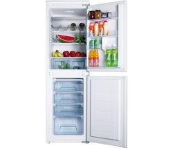 AMICA BK296.3FA Integrated 50/50 Fridge Freezer