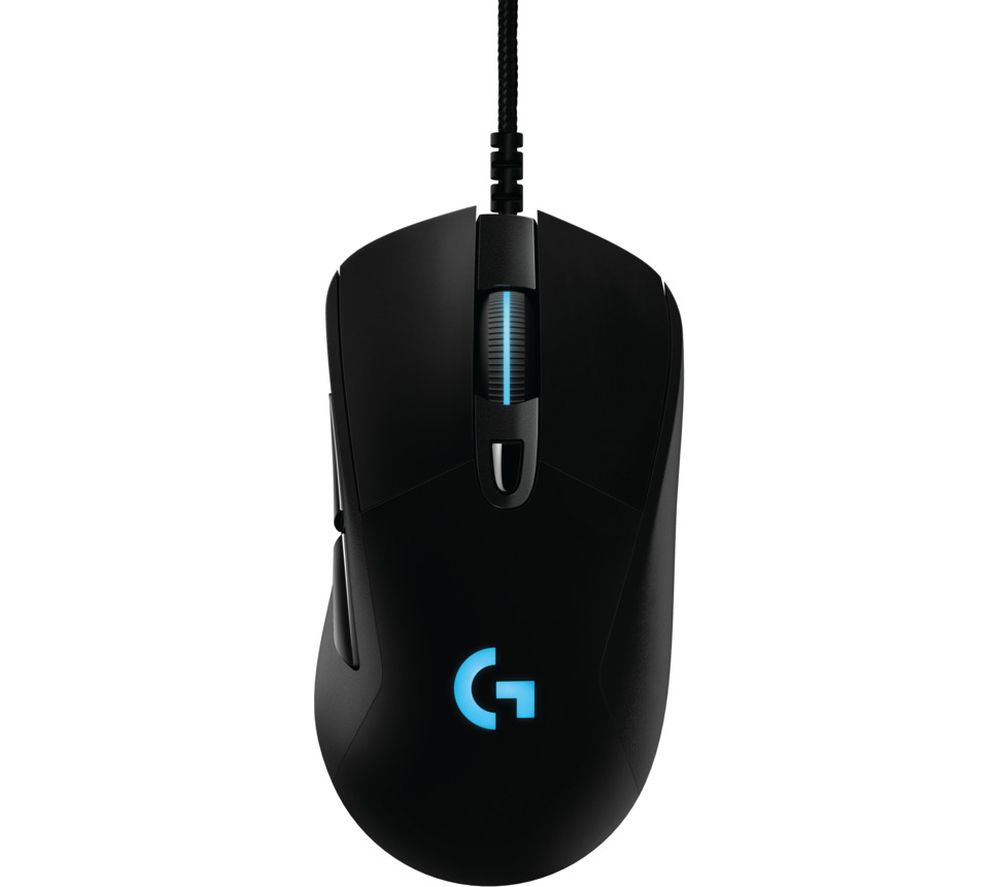 422ecefa6c4 Buy LOGITECH G403 Prodigy Optical Gaming Mouse | Free Delivery | Currys
