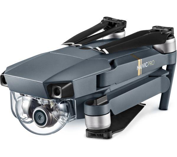 Buy Dji Mavic Pro Drone Amp Accessories Bundle Black