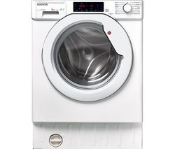 HOOVER HBWM 84TAHC-80 Integrated 8 kg 1400 Spin Washing Machine - White Best Price, Cheapest Prices
