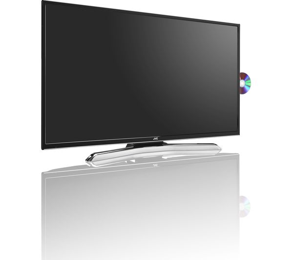 Buy Jvc Lt 43c775 43 Smart Led Tv With Built In Dvd Player Free