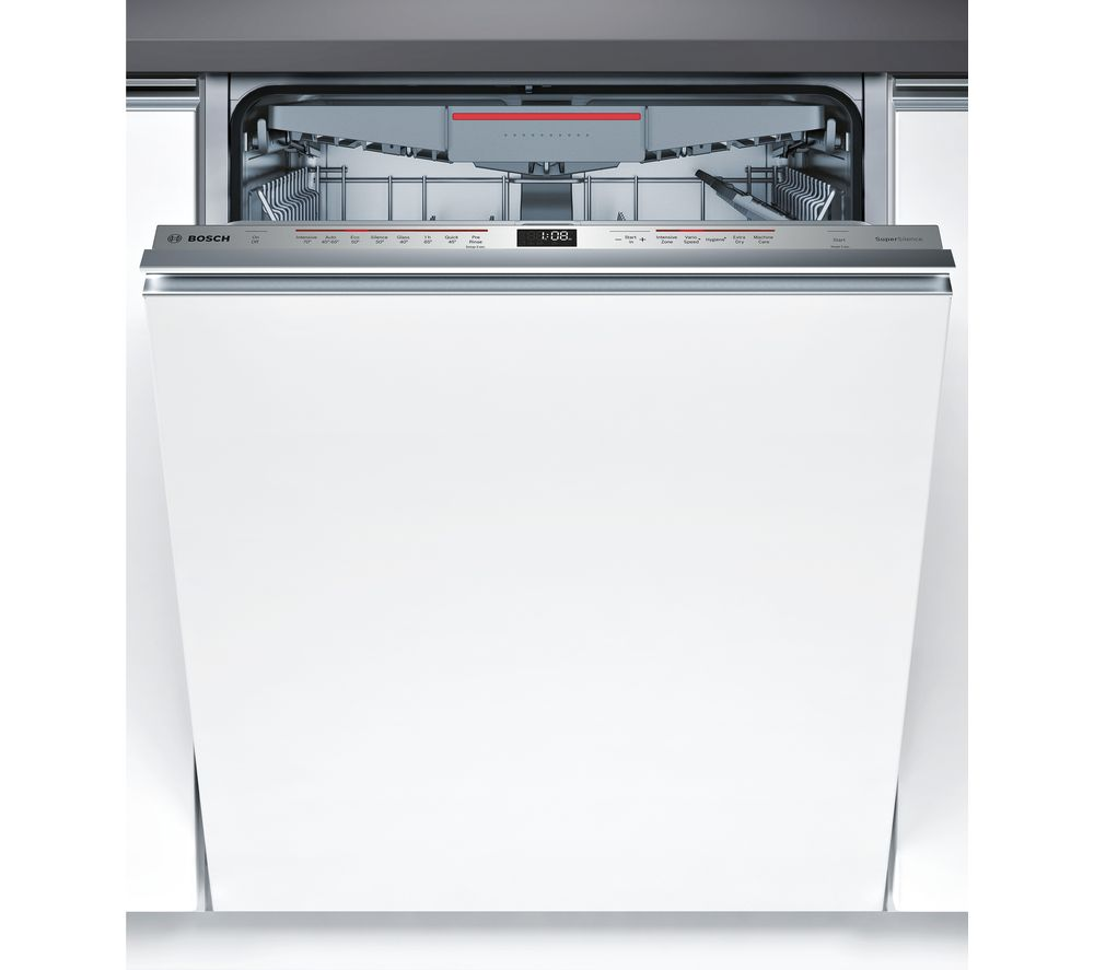 buy bosch serie 6 smv68md02g full size integrated dishwasher free delivery currys. Black Bedroom Furniture Sets. Home Design Ideas