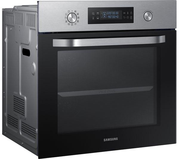 buy samsung dual cook nv66m3531bs electric oven. Black Bedroom Furniture Sets. Home Design Ideas