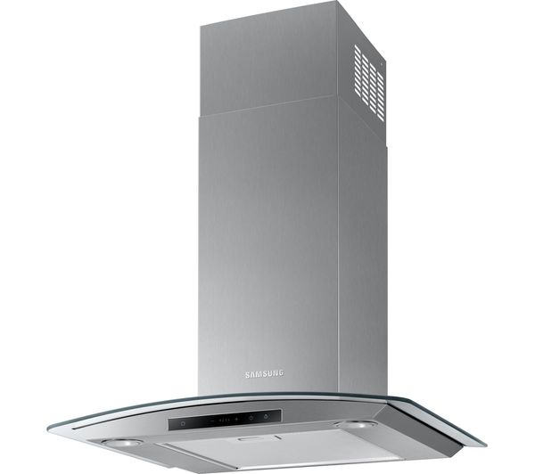 Charmant SAMSUNG NK24M5070CS Chimney Cooker Hood   Stainless Steel