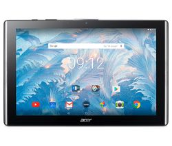"ACER Iconia One 10 B3-A40 10.1"" Tablet - 32 GB, Black"