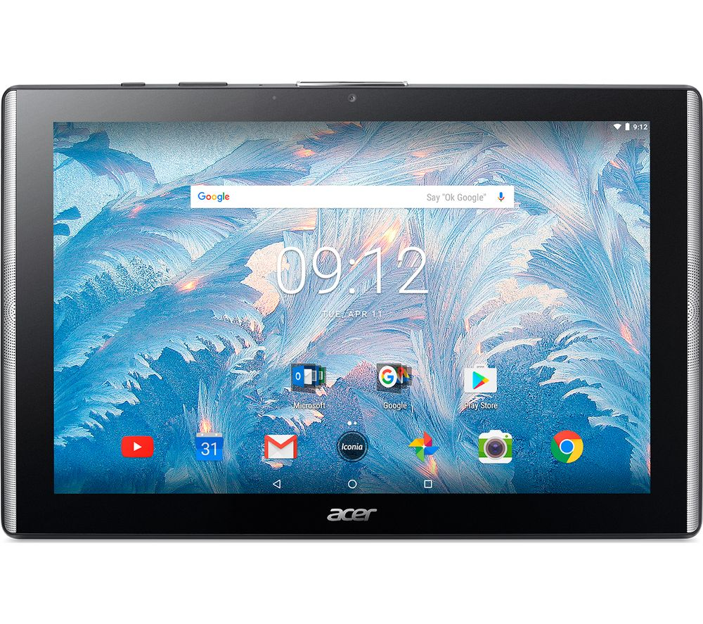 "Image of ACER Iconia One 10 B3-A40 10.1"" Tablet - 16 GB, Black, Black"