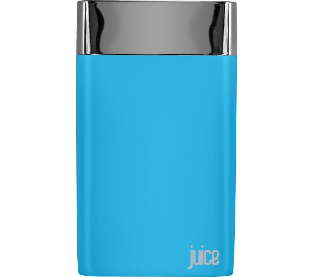 Compare prices for Juice Long Weekender Portable Power Bank Aqua Aqua