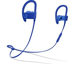 BEATS Powerbeats3 Neighbourhood Wireless Bluetooth Headphones - Break Blue