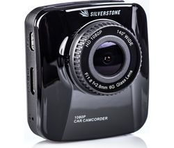 SILVERSTONE SDVR2 Full HD Dash Cam - Black