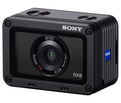 SONY DSC-RX0 Action Camera - Black
