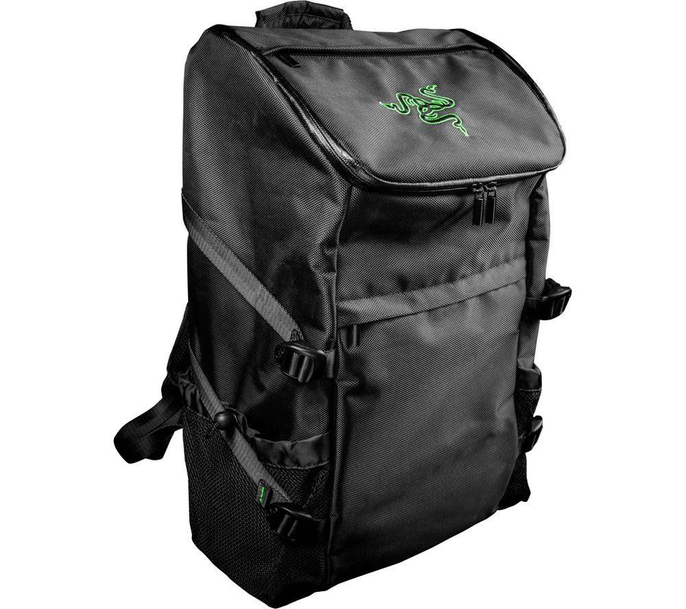 "RAZER Utility 15"" Laptop Backpack - Black"
