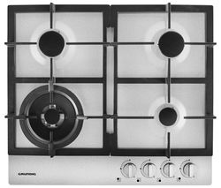 GIGA6234250X Gas Hob - Stainless Steel
