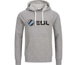 ESL Basic Hoodie - XXL, Grey