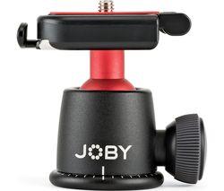 JOBY BallHead 3K Mount - Black & Red
