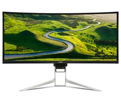 "ACER XR382CQK Quad HD 37.5"" Curved LED Monitor"