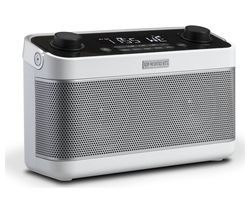 ROBERTS Blutune 5 Portable DAB+/FM Bluetooth Radio - White