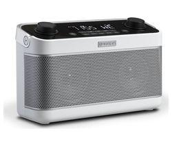 ROBERTS Blutune 5 Portable DAB+/FM Bluetooth Radio - White
