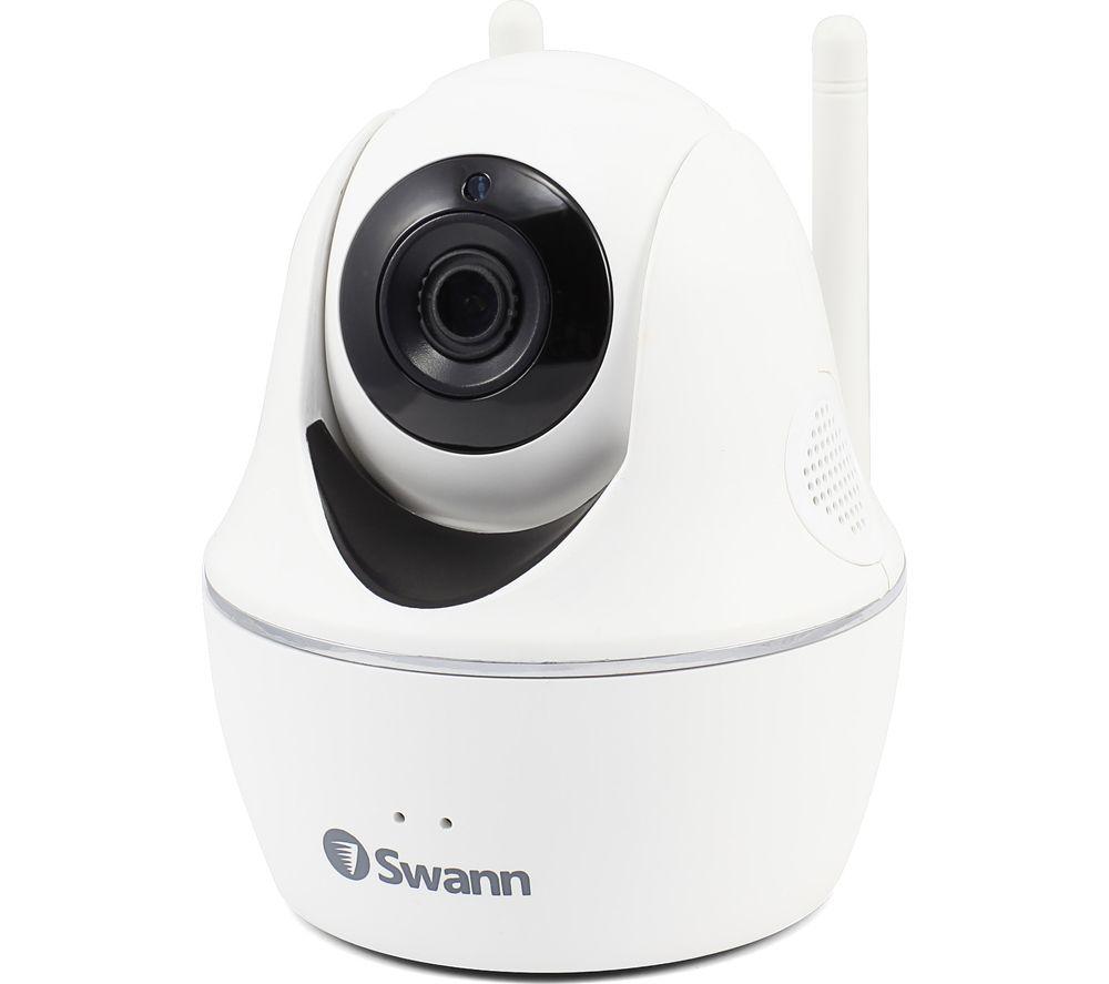 SWANN SWWHD-PTCAM-UK Wireless Pan & Tilt Smart Security Camera