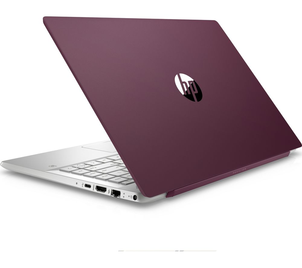 "Image of HP Pavilion 14"" Intel® Core™ i3 Laptop - 128 GB SSD, Burgundy"