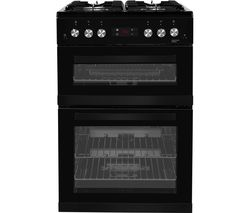 XTG653K 60 cm Gas Cooker - Black