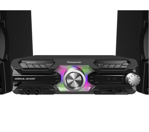 Buy Panasonic Sc Max3500ek Bluetooth Megasound Party Hi Fi