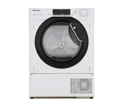 CANDY CBTD H7A1TBE-80 NFC Integrated 7 kg Heat Pump Tumble Dryer