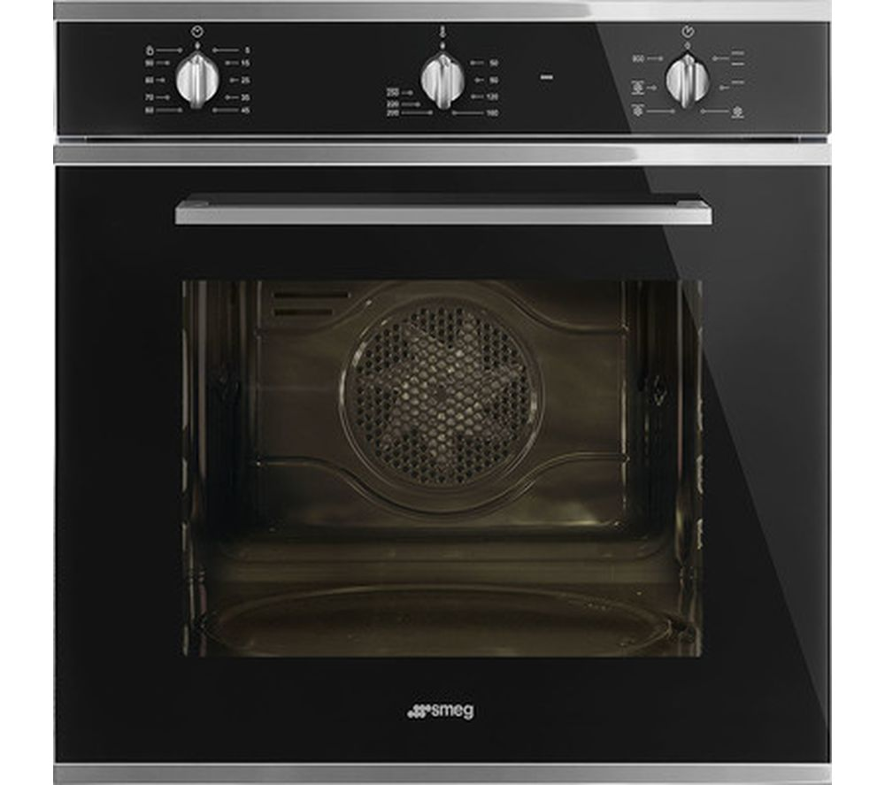 SMEG SF64M3VN Electric Oven - Black
